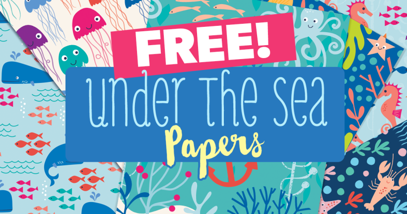 FREE Under The Sea Papers