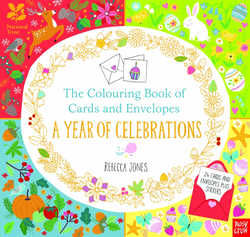 FREE Colouring Downloads from A Year of Celebrations