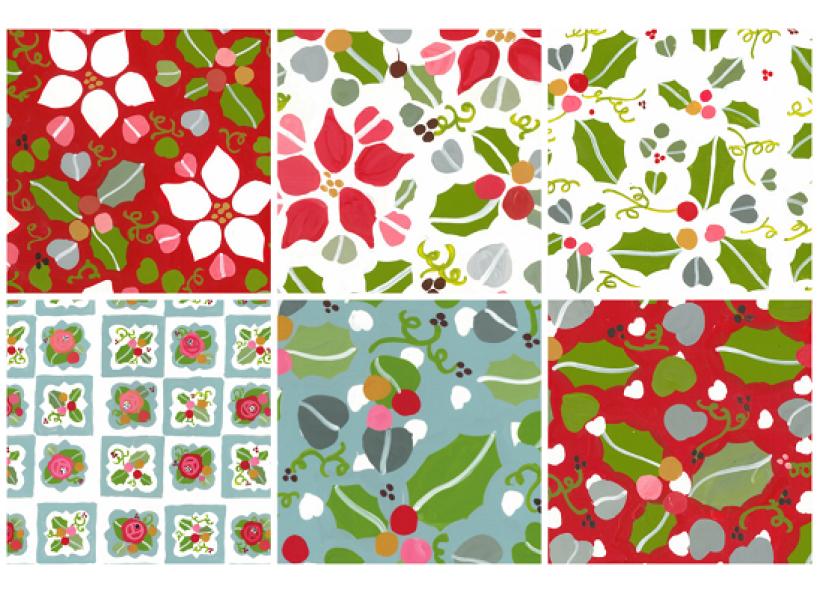 free christmas paper crafts ss42com - 820×593