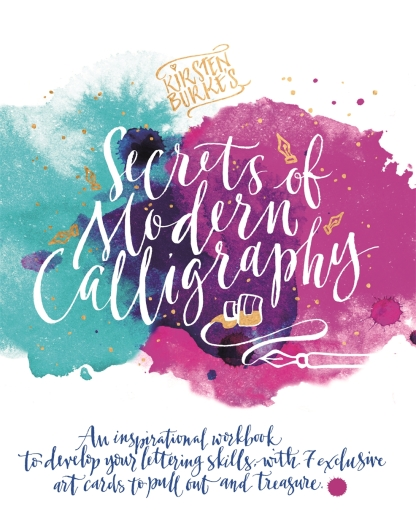 Win a copy of Secrets of Modern Calligraphy