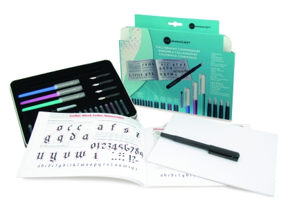 Win a calligraphy tool set