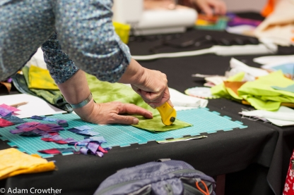 Win tickets to The Festival Of Quilts