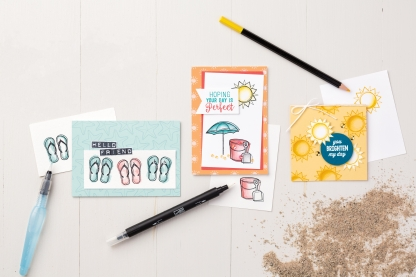 Summer stamps giveaway