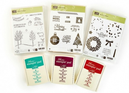 Win a Stampin' Up bundle worth £100