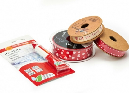 Win a set of lovey-dovey ribbons