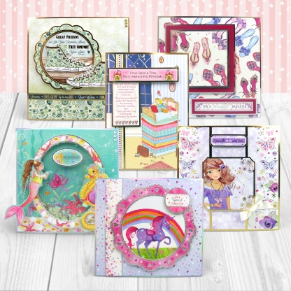 Hunkydory bundles to win!