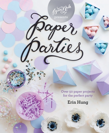 Win a copy of Paper parties