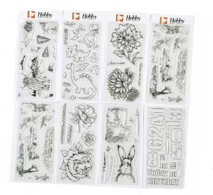 Hobby Art Stamp Bundle Giveaway