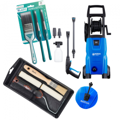 Win One of Five Home Improvement Kits