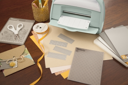 Win a die-cutting machine from Cricut!