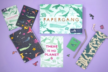 12-month Papergang subscription + goodies worth over £166!