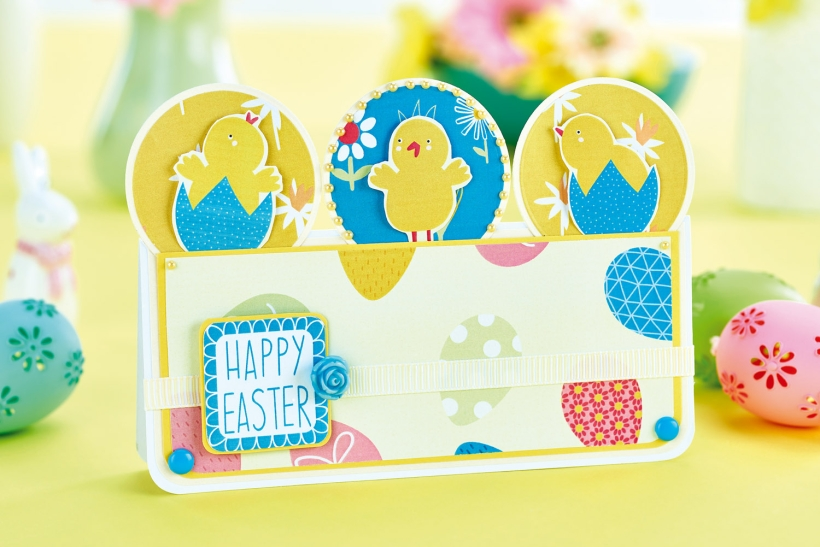 Free Easter Card Project