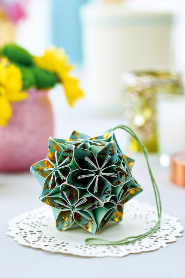 Kusudama Decorations