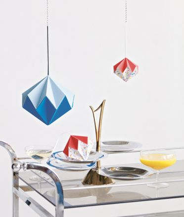 Origami Party Diamonds