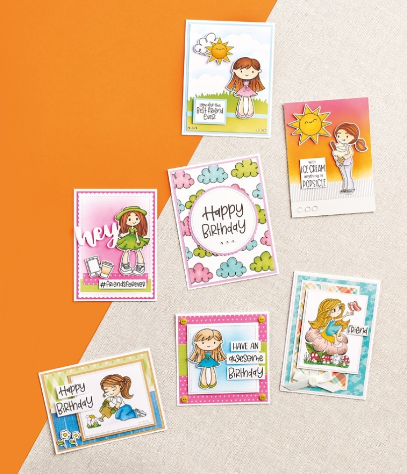 Friend Cards