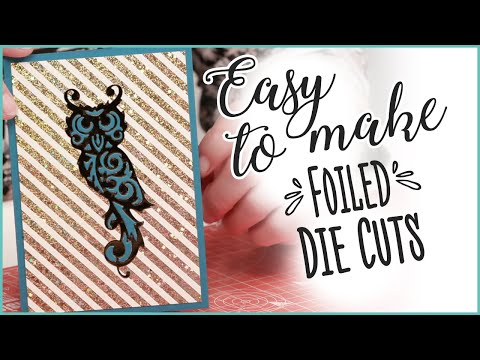 Foiled Die-cuts