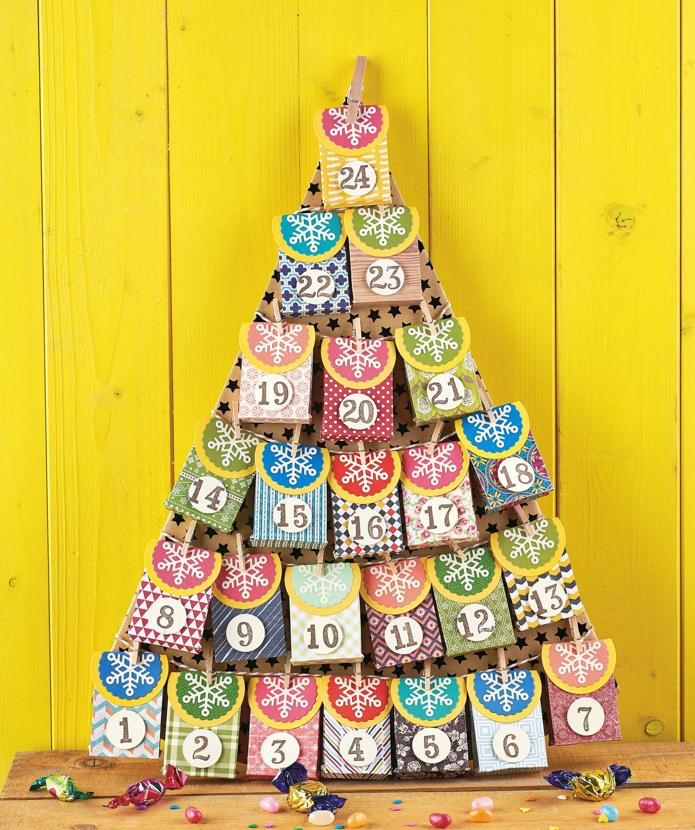 Advent Calendar Gift Bags