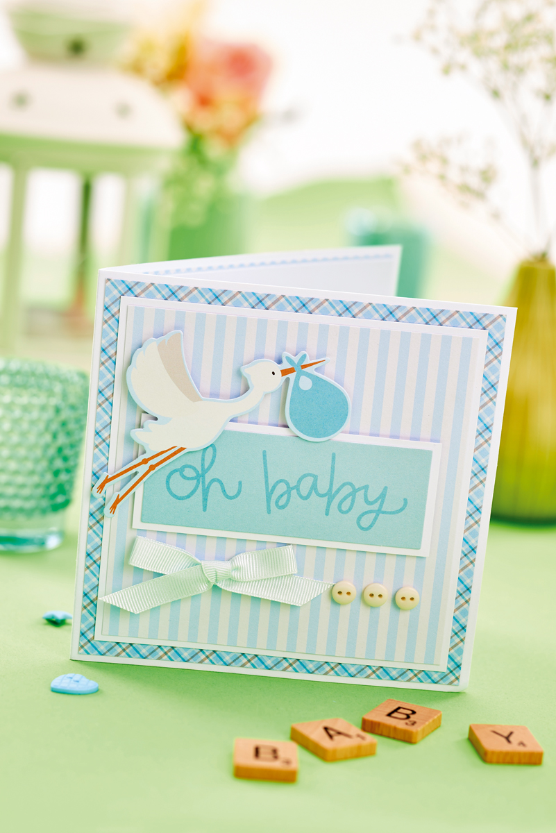 new baby craft ideas new baby card papercrafter project 5026