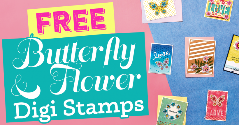 picture about Stamps Printable named 400 Cost-free Digi Stamps PaperCrafter Website