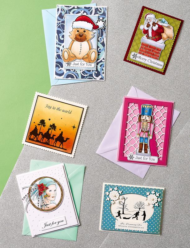 Debbi Moore digi stamps