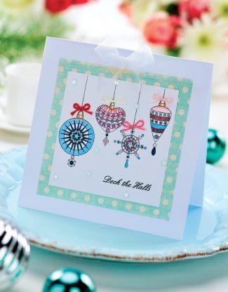 Decoration digi stamps