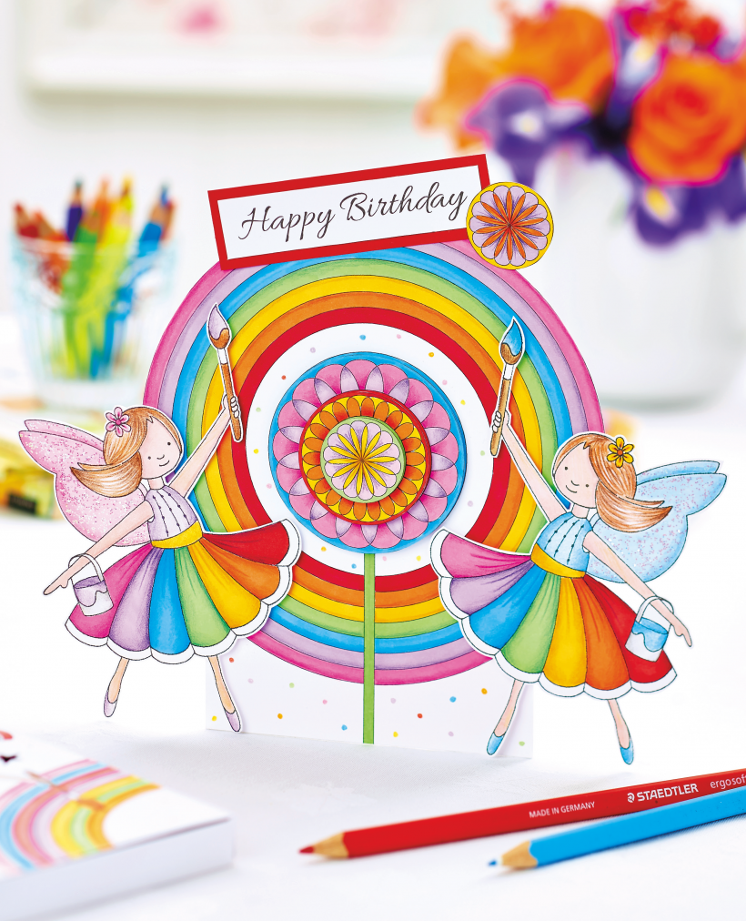 Fairy digi stamps