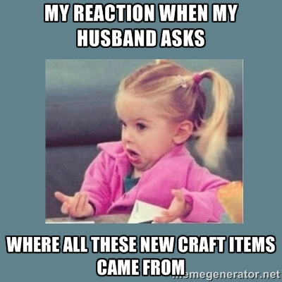 Image result for craft/hobby memes