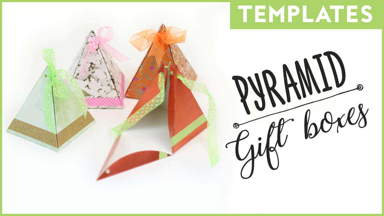 Triangular Gift Box Template from www.papercraftermagazine.co.uk